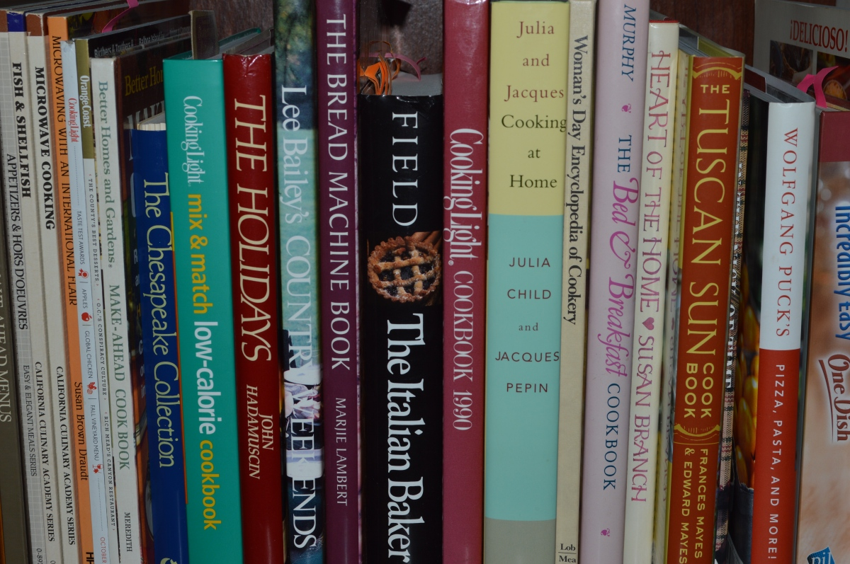 What is your favorite cook book?