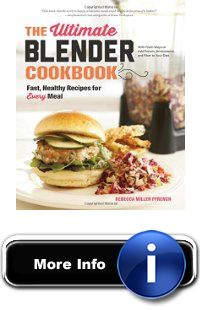NoHassle The Ultimate Blender Cookbook Fast, Healthy Recipes for Every Meal